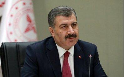 Sağlık Bakanı Fahrettin Koca'dan günün verilerine dair açıklama