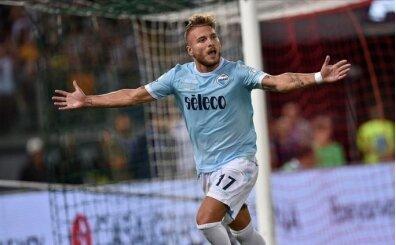 İtalya Serie A gol kralı ve Altın Ayakkabı ödülünün sahibi: Immobile!