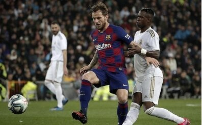 Rakitic MLS'e göz kırptı: 'Belki Beckham beni arar'