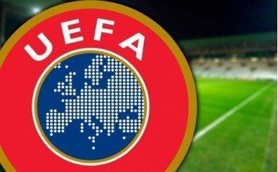 UEFA, genç milli takım organizasyonlarını askıya aldı