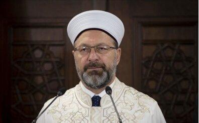 Ramazan'da camiler açık olacak mı? Diyanet İşleri Başkanı merak edilen soruya yanıt verdi!