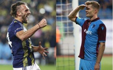 Dev maçta dev düello: Vedat Muriqi - Alexander Sörloth!
