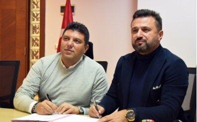 Denizlispor'da Bülent Uygun dönemi resmen başladı!