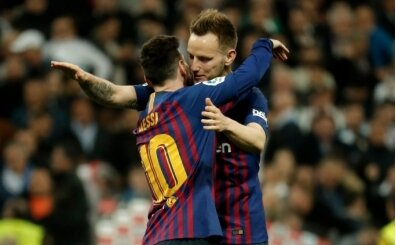 Ivan Rakitic: 'Messi ve Suarez'le yakın arkadaş olmadım!'