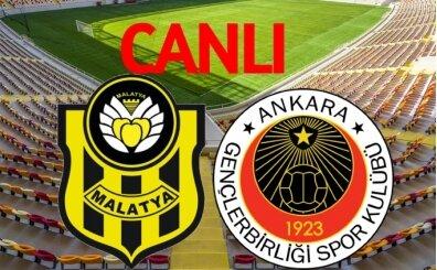 Malatyaspor Gençlerbirliği maçı şifresiz canlı izle (beİN Sports izle)
