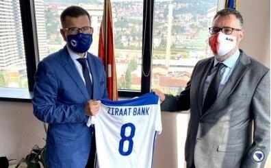 Bosna Hersek & Ziraat Bankası 'Devam' dedi!