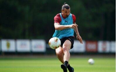 Milan'da Zlatan Ibrahimovic şoku!