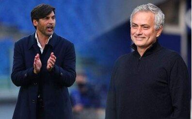 Paulo Fonseca: 'Yerime Mourinho ile anlaşmaları doğru karar'