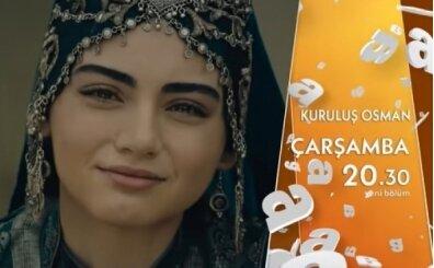 (12 MAYIS YENİ BÖLÜM) Kuruluş Osman Çarşamba ATV izle