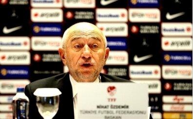 Nihat Özdemir: 'Avrupa Süper Ligi'ne katılana yaptırım uygularız'
