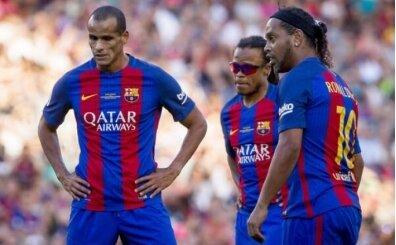 Rivaldo: 'Duyum aldım, Mourinho Brezilya'ya gelebilir'