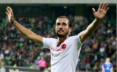 Milli futbolcu Yusuf Yazıcı'dan Filistin'e destek paylaşımı