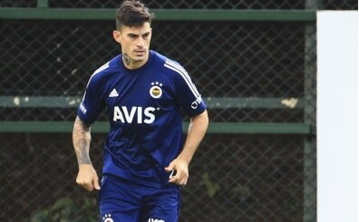 Fenerbahçeli Diego Perotti, İstanbul'a döndü