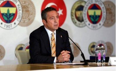 Ali Koç'tan Trabzonspor Fenerbahçe maçı sonrası açıklamalar