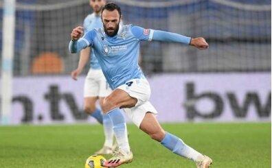 Lazio, Muriqi'nin kafa vuruşuyla çeyrek finalde