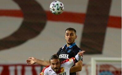 Trabzonspor'da Hosseini savunmaya duvar ördü