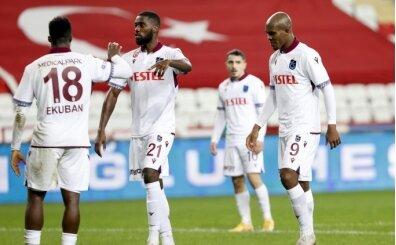 Trabzonspor'da Djaniny'e 3 talip var