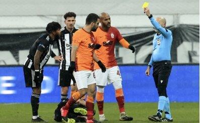 Galatasaray'da sınırdakiler kart görmedi