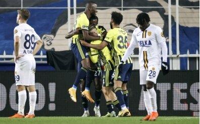 Fenerbahçe'yi golcüleri zafere taşıdı!