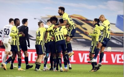 Fenerbahçe'de Kadıköy ruhu geri geldi