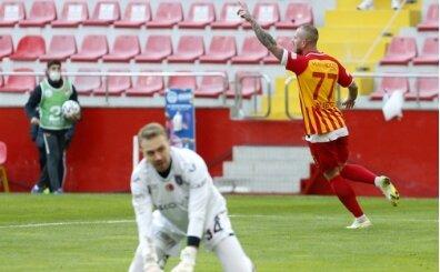Denis Alibec'in golleri, Başakşehir'i yıktı