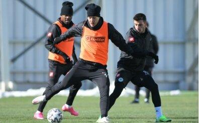Konyaspor'da Antalyaspor mesaisi