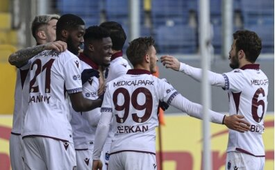 Trabzonspor'un golcüleri Abdullah Avcı sonrası uçtu!