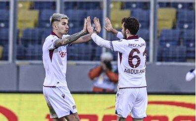 Trabzonspor'un yeni transferi Berat Özdemir'e tam not