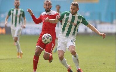 Konyaspor, Antalyaspor'a 'yine' kaybetmedi!