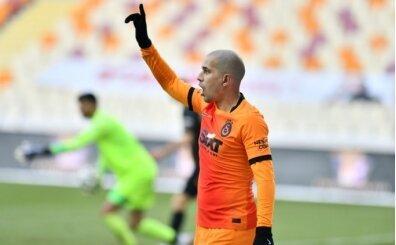Sofiane Feghouli, Fenerbahçe derbisinde yok