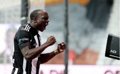 Vincent Aboubakar: 'Beşiktaş'ta kalmak istiyorum'