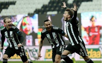 Beşiktaş'ta sınırdakiler hata yapmadı
