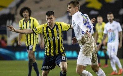Fenerbahçe'de Mert Hakan Yandaş 11'e göz kırpıyor