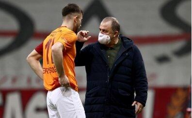 Galatasaray'da golcü krizi! Halil Dervişoğlu ve Oğulcan Çağlayan...