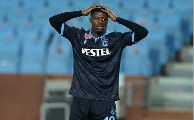 Trabzonspor'da gözler Ekuban'da!