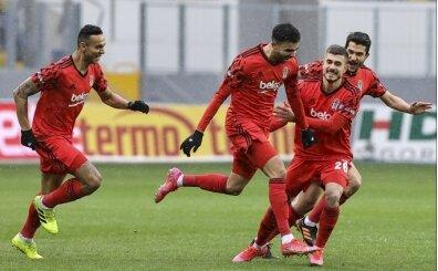 Beşiktaş'ta Ghezzal sahalara dönüyor