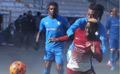 FIFA'dan Hatayspor'a transfer yasağı! Sebebi Akintola...