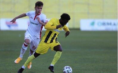 Boluspor, Menemenspor'u 3 golle geçti