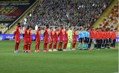 Yeni Malatya'da tepki: 'Penaltı verilmedi'