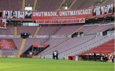 Galatasaray'da mesaj: 'Unutmadık, unutmayacağız'