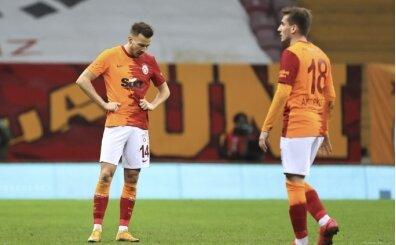 Galatasaray'ın TT Stadı'ndaki serisi bitti