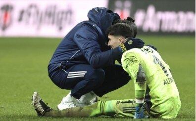 SON DAKİKA: Fenerbahçe'de Altay Bayındır sakatlandı