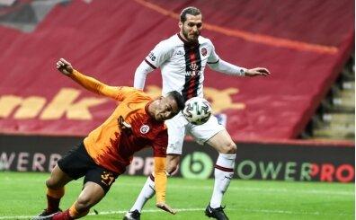 Galatasaray, Karagümrük'e takıldı, yine yarışta yara aldı