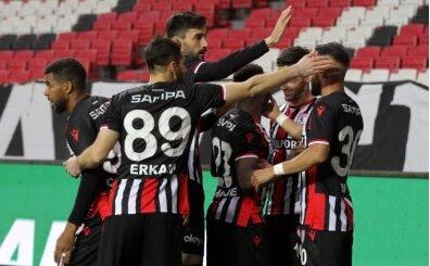 Samsunspor'dan Süper Lig yolunda kritik galibiyet