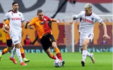 Galatasaray - Trabzonspor, ilk yarı için ne dediler?