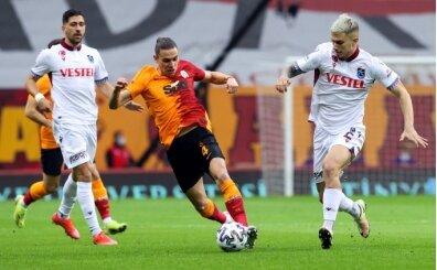 Galatasaray, 90+6'da kurtardı!