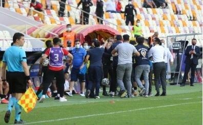 Kayserispor'dan Malatyaspor maçı için suç duyurusu