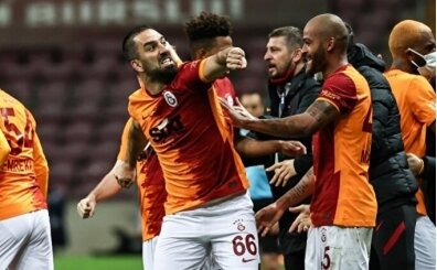 Galatasaray'ın motivasyon ustası Arda Turan