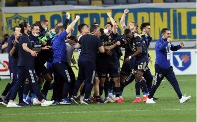 Fenerbahçe kenetlendi! O görüntü son şampiyonluğu hatırlattı