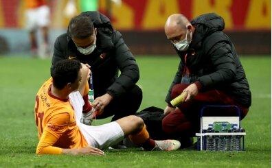 Galatasaray'da Muhammed sezonu kapattı